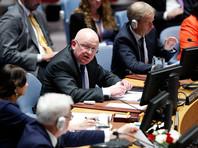 """Небензя, комментируя  в ООН обвинения по катастрофе MH17,  напомнил, что  """"с Россией на языке ультиматумов разговаривать не позволено"""""""