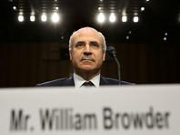 Уильям Браудер задержан в Испании по запросу России