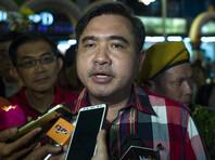 Министр транспорта Малайзии Энтони Лок