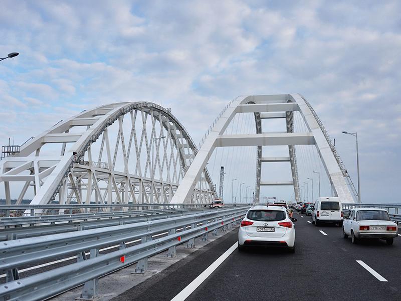 В Верховной Раде предложили уничтожить Крымский мост