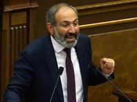 Пашинян пообещал Армении новое правительство без олигархов и вендетт
