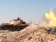 По информации ведомства, двое россиян погибли во время атаки боевиков а позиции сирийской армии в провинции Дейр-эз-Зор