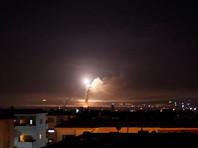 """В ночь на четверг, 17 мая, ВВС Армии обороны Израиля (ЦАХАЛ) нанесли авиаудары по объектам """"Хамаса"""" по северной части Сектора Газа."""