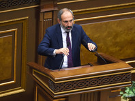 Лидер оппозиции Армении сообщил в парламенте, что протесты не помеха партнерству с Россией