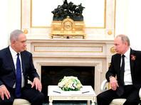Нетаньяху после встречи с Путиным пришел к выводу, что Россия не будет мешать Израилю в Сирии