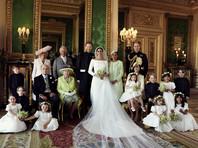 Букингемский дворец опубликовал первые официальные снимки свадьбы принца Гарри и Меган Маркл (ФОТО)
