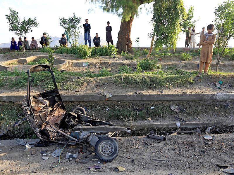 """Теракт на стадионе в Афганистане во время матча по крикету: минимум восемь погибших, десятки раненых"""" />"""