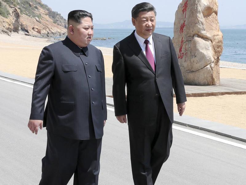 Ким Чен Ын второй раз побывал в Китае - на этот раз слетал туда на самолете