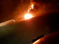Кроме того, сирийское государственное агентство SANA сообщило о раздавшихся в районе аль-Кисве звуках, похожих на взрывы. По информации издания, силы противовоздушной обороны Сирии сбили две ракеты, выпущенные Израилем в сторону этой местности