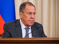 Глава МИД РФ Сергей Лавров прибыл с официальным визитом в КНДР