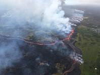 На Гавайях  из-за активности вулкана пришлось экстренно закупорить скважины геотермальной электростанции (ВИДЕО)