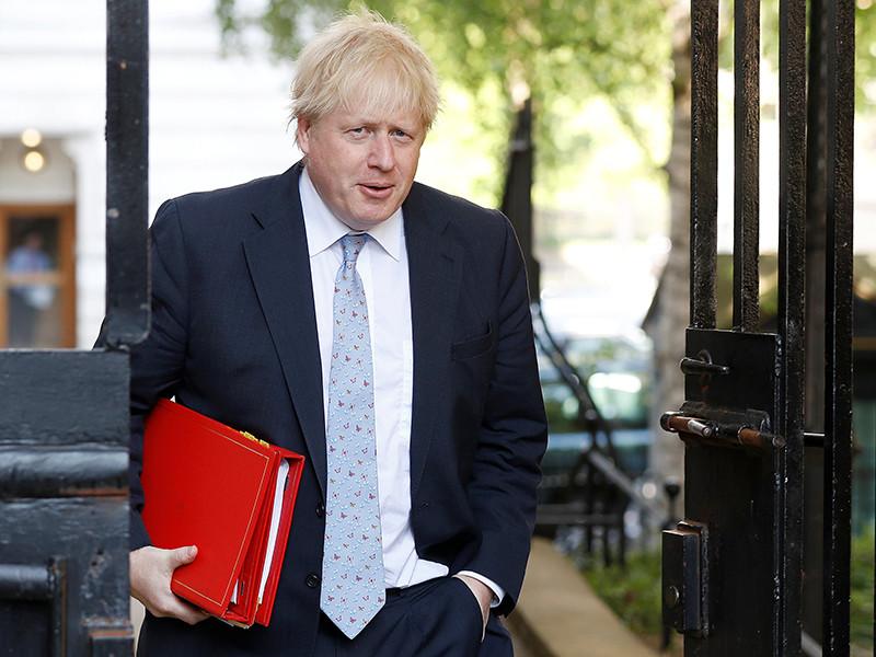 Глава МИД Великобритании Борис Джонсон считает действенными введенные Соединенными Штатами дополнительные санкции в отношении России и не исключает возможность аналогичных шагов со стороны Лондона