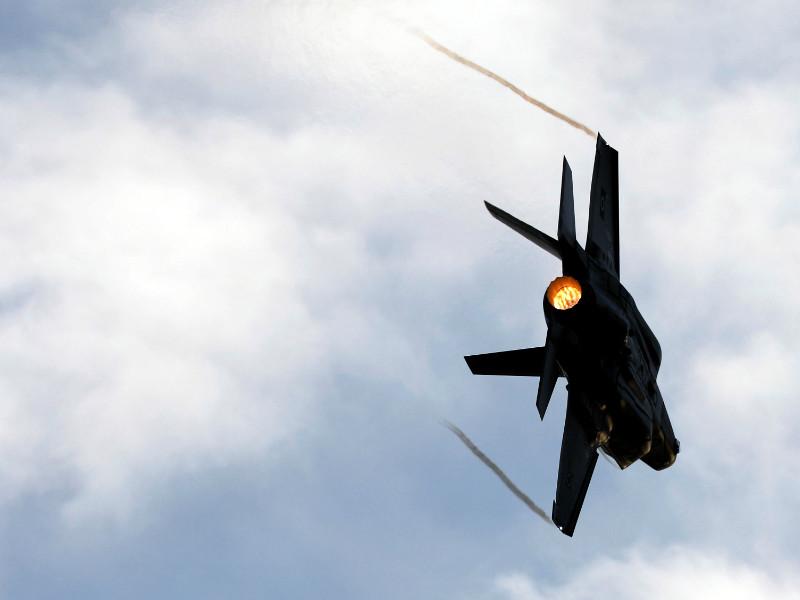 """Турция готова купить российские истребители, если с приобретением американских F-35 возникнут проблемы"""" />"""