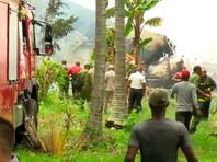 В аэропорту Гаваны разбился Boeing с сотней пассажиров на борту (ФОТО, ВИДЕО)