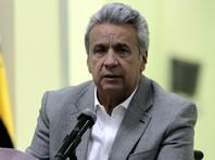 Президент Эквадора приказал сократить охрану Ассанжа в посольстве в Лондоне