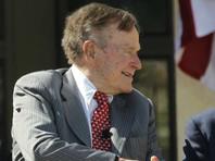 Экс-президент США Джордж Буш-старший вновь попал в больницу