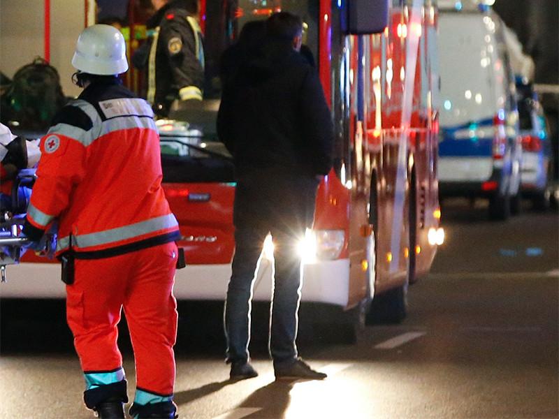 Пассажирский и товарный поезда столкнулись в Германии. Есть погибшие