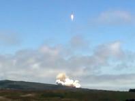 В Калифорнии успешно стартовала ракета-носитель Falcon 9 с семью спутниками (ВИДЕО)