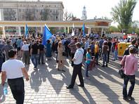 Украинские военные намерены изучить протестный потенциал юга России