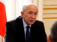 Глава МВД Франции  сообщил о предотвращении теракта и аресте двух боевиков
