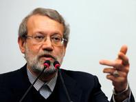 Председатель иранского парламента Али Лариджани прокомментировал решение президента США Дональда Трампа выйти из соглашения по иранской ядерной программе