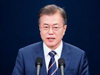 Президент Южной Кореи может присоединиться к переговорам лидеров КНДР и США в Сингапуре