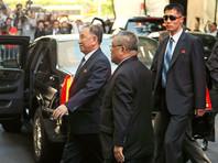 В Нью-Йорк прибыл зампред КНДР - самый высокопоставленный чиновник Северной Кореи из посетивших США за 18 лет