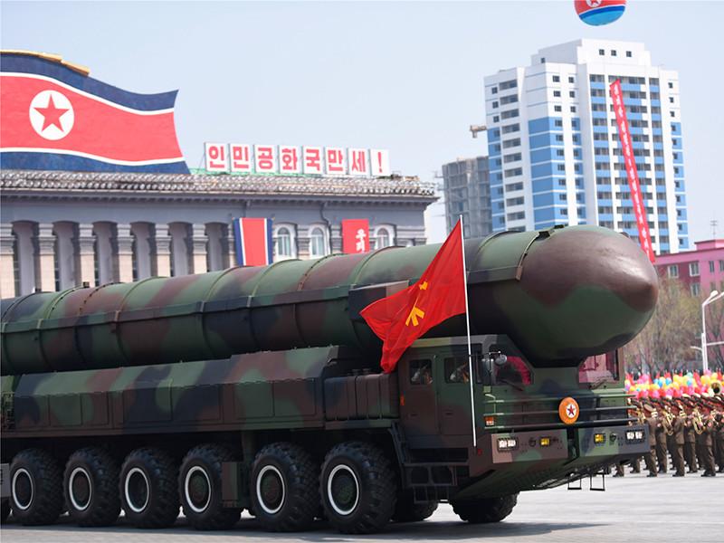 """В новом  докладе ЦРУ говорится, что Пхеньян пока  не планирует уничтожать    ядерное  оружие, но зато готов открыть бургерные"""" />"""