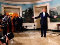 Трамп сообщил о выходе США из ядерной сделки с Ираном