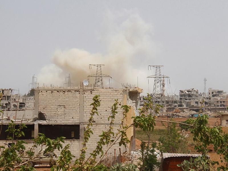 СМИ сообщают о погибших в результате авиаударов, нанесенных армией Израиля по позициям сирийской армии