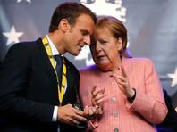 """По словам германского лидера, европейские страны должны """"взять свою судьбу в собственные руки"""""""