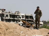 При этом отмечается, что власти Сирии стремятся скрыть сведения о значительных потерях