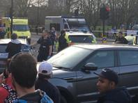 Десять человек пострадали в Лондоне от взрыва во время гуляний по случаю еврейского праздника