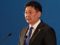 Премьер-министр Монголии Ухнаагийн Хурэлсуха отменил визит в Россию