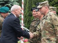 Польша выразила готовность заплатить до двух миллиардов долларов за создание на своей территории постоянной военной базы США. Об этом сообщает издание Onet со ссылкой на документ Министерства обороны Польши, опубликованный в Сети