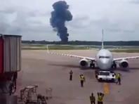 В аэропорту Гаваны разбился Boeing с сотней пассажиров на борту