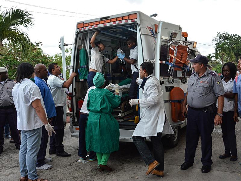 На Кубе скончалась вторая из трех женщин, выживших при крушении самолета Boeing 737 под Гаваной