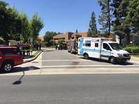 В медицинском центре  Калифорнии прогремел взрыв: один человек погиб, трое ранены