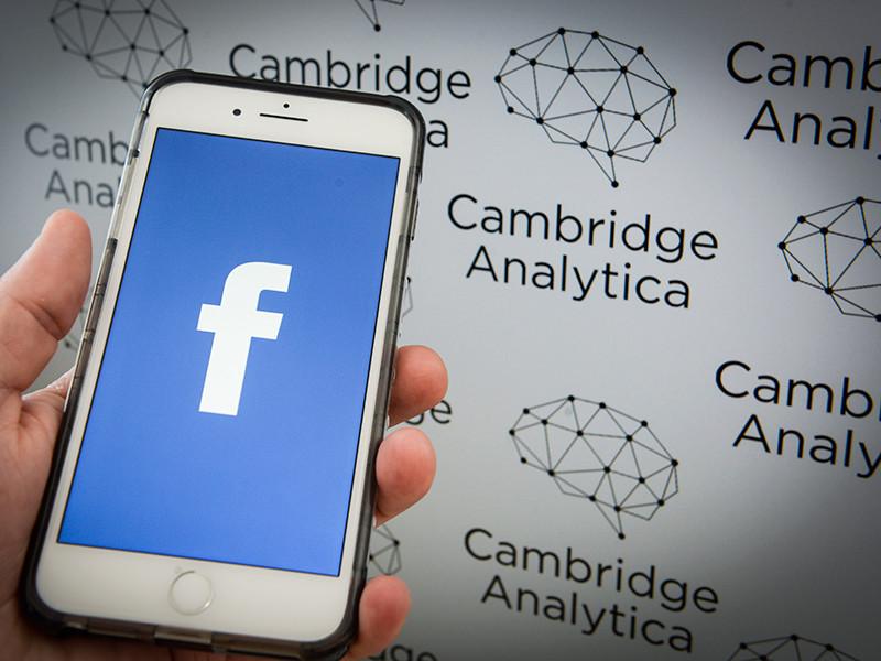 Минюст США и ФБР расследуют деятельность компании Cambridge Analytica