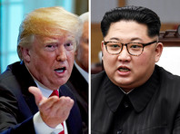 Делегации КНДР и США прибыли в Сингапур для подготовки встречи Трампа и Ким Чен Ына