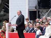 """""""Поздравляю наших абхазских и осетинских соотечественников, потому что объединение Грузии состоится вместе с ними, и потому что в 1991 году на референдуме мы вместе сказали, что Грузия является независимой страной"""", - заявил Маргвелашвили"""