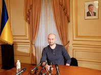 Об этом Бабченко сообщил во время первой пресс-конференции после того, как стало известно об инсценировке его убийства