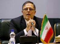 Министерство финансов США расширило санкции против Ирана и внесло в черный список главу иранского Центробанка Валиоллу Сеифа