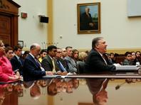 Госсекретарь США Майк Помпео в ходе своих первых слушаний в палате представителей в качестве главы американского внешнеполитического ведомства заявил о том, что Вашингтон не потерпит вмешательства РФ в выборы в конгресс в ноябре 2018 года