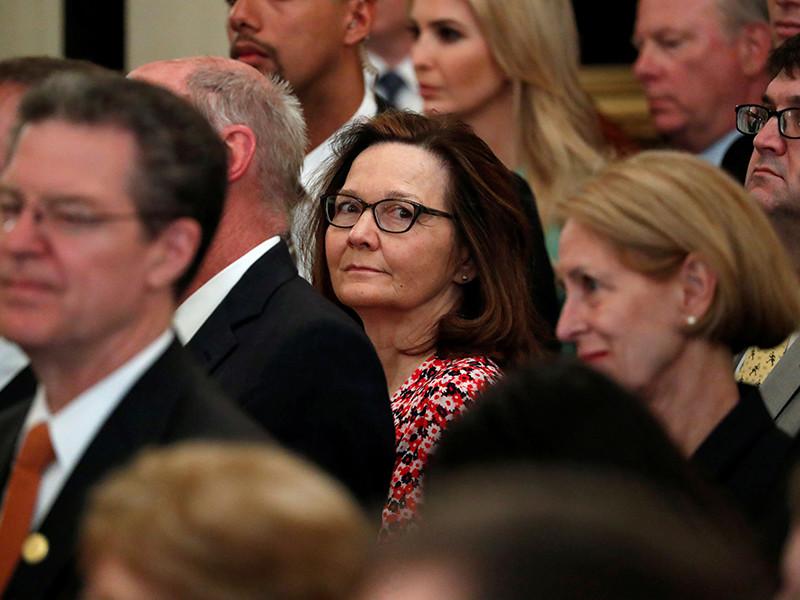 Reuters: Джина Хаспел едва не отказалась от поста главы ЦРУ из-за причастности к программе пыток