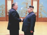 Впервые Помпео посетил КНДР в апреле, когда еще не был утвержден на посту госсекретаря. Встреча проводилась в условиях секретности