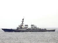 Корабли ВМС США замечены возле спорных островов в Южно-Китайском море