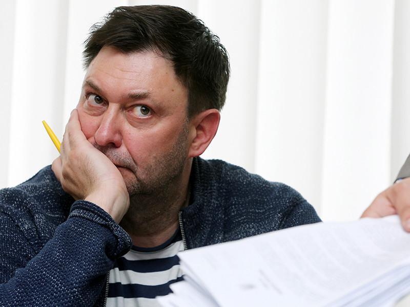 """Херсонский суд арестовал на два месяца руководителя РИА """"Новости Украина"""" по делу о госизмене"""" />"""