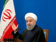 """Роухани ответил на угрозы Вашингтона: """"Думаете, вы вправе решать за Иран и остальной мир?"""""""