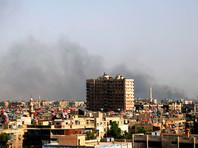 Дым после авиаудара по позициям террористов к югу от Дамаска, 20 мая 2018 года
